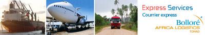 Contact BOLLORE AFRICA LOGISTICS SDV EXPRESS SERVICES