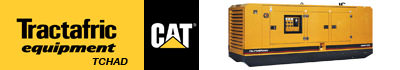 Contactez CAT TRACTAFRIC EQUIPMENT TCHAD